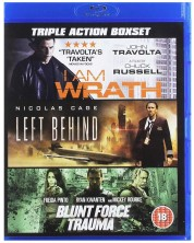 The Ultimate Action Triple (Blu-Ray)