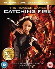 The Hunger Games - Catching Fire (Blu-Ray+DVD)