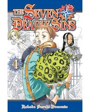 The Seven Deadly Sins, Vol. 4: Reunions and Farewells -1
