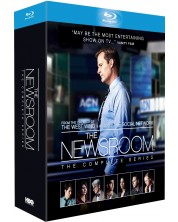 The Newsroom - Complete Season 1-3 (Blu-Ray)