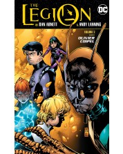 The Legion, Vol. 2 by Dan Abnett and Andy Lanning