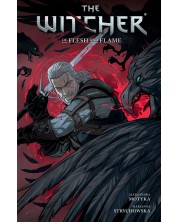 The Witcher Volume 4 Of Flesh and Flame -1