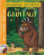 The Gruffalo: Book and CD Pack -1