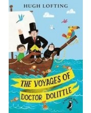 The Voyages of Doctor Dolittle (A Puffin Book)