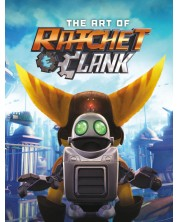 The Art of Ratchet and Clank -1