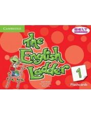 The English Ladder 1: Английски език - ниво Pre-А1 (флашкарти)