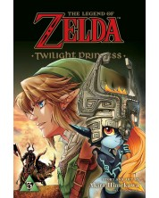 The Legend of Zelda Twilight Princess, Vol. 3