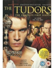 The Tudors - Season 1 (DVD)
