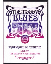 The Moody Blues - Threshold Of A Dream - Live At The Isle Of Wight Festival 1970 - (DVD) -1