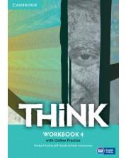 Think Level 4 Workbook with Online Practice