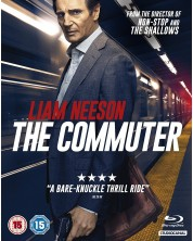 The Commuter (Blu-Ray) -1