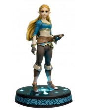 Статуетка First 4 Figures - The Legend of Zelda Breath of the Wild - Zelda Collector's Edition, 23cm
