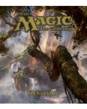 The Art of Magic The Gathering: Zendikar