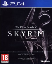 The Elder Scrolls Skyrim: Special Edition (PS4)