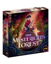 Настолна игра The Mysterious Forest - семейна -1