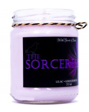 Ароматна свещ The Witcher - The Sorceress, 212 ml