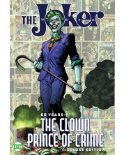 The Joker: 80 Years of the Clown Prince of Crime (The Deluxe Edition)