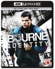 The Bourne Identity (4K UHD Blu-Ray+Blu-Ray) -1