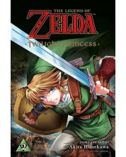The Legend of Zelda Twilight Princess, Vol. 2