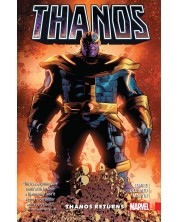 Thanos Vol. 1 Thanos Returns