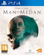 The Dark Pictures: Man of Medan (PS4)