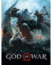 The Art of God of War -1