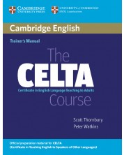 The CELTA Course Trainer's Manual