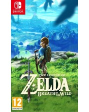 The Legend of Zelda: Breath of the Wild (Nintendo Switch) -1