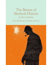 Macmillan Collector's Library: The Return of Sherlock Holmes & His Last Bow