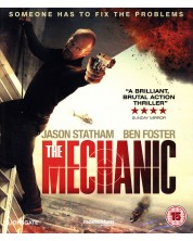 The Mechanic (Blu-Ray) -1