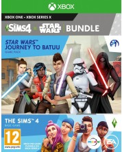 The Sims 4 + Star Wars - Journey to Batuu Expansion Pack Bundle (Xbox One)