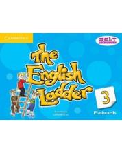 The English Ladder 3: Английски език - ниво Pre-А1 (флашкарти)
