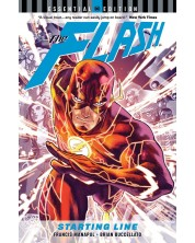 The Flash Starting Line (DC Essential Edition)