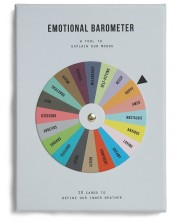 Комплект карти The School of Life - Emotional Barometer