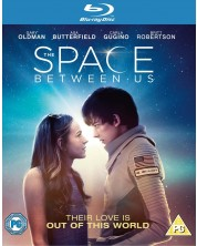The Space Between Us (Blu-Ray) -1