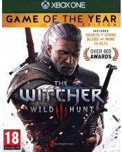 The Witcher 3: Wild Hunt GOTY Edition (Xbox One)