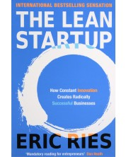 THE LEAN STARTUP: How Constant Innovation Creates Radically Successful Businesses -1