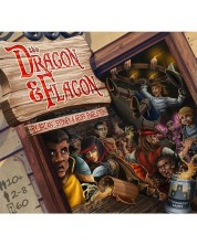 Настолна игра The Dragon & Flagon -1