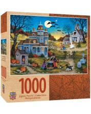 Пъзел Master Pieces от 1000 части - Три малки вещици, Бони Уайт