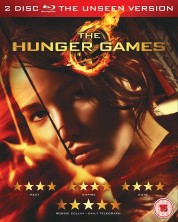 The Hunger Games - 2-disc (Blu-Ray)