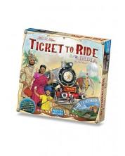Разширение за настолна игра  Ticket to Ride: India