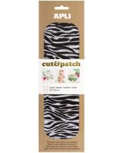 Комплект листа Apli - Тишу хартия, зебра