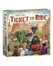 Настолна игра Ticket to Ride - Germany