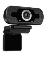 Уеб камера Tellur - FULL HD, черна -1