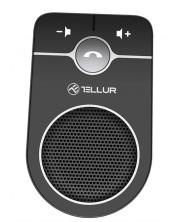Bluetooth хендсфри за кола Tellur -  CK-B1,  черно -1