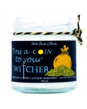 Ароматна свещ The Witcher - Toss a Coin to Your Witcher, 106 ml