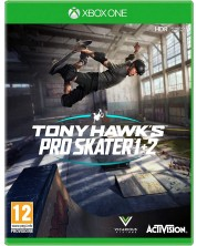 Tony Hawk's Pro Skater 1 + 2 Remastered (Xbox One)