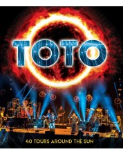 Toto- 40 Tours Around The Sun (Blu-ray) -1