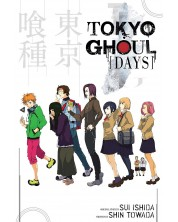 Tokyo Ghoul: Days -1
