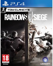 Tom Clancy's Rainbow Six Siege (PS4) -1